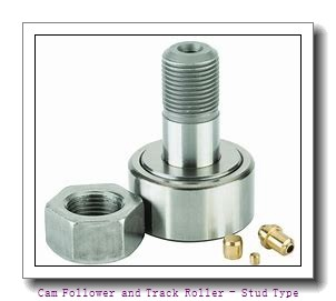 CARTER MFG. CO. SFH-40-A  Cam Follower and Track Roller - Stud Type