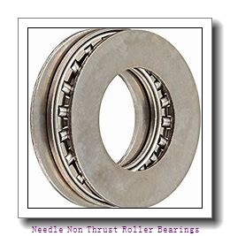 3.15 Inch | 80 Millimeter x 3.543 Inch | 90 Millimeter x 0.984 Inch | 25 Millimeter  CONSOLIDATED BEARING IR-80 X 90 X 25  Needle Non Thrust Roller Bearings