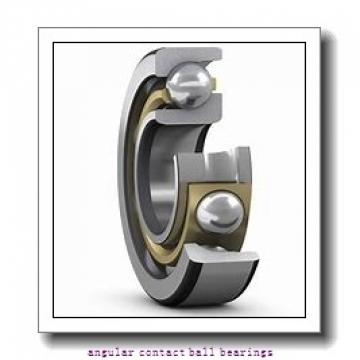 FAG QJ209-MPA-C2  Angular Contact Ball Bearings