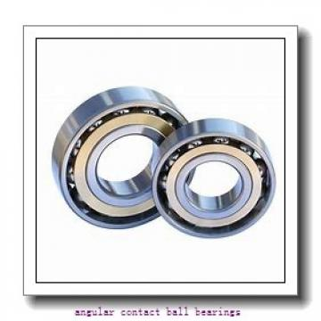 90 mm x 190 mm x 43 mm  FAG 7318-B-TVP  Angular Contact Ball Bearings