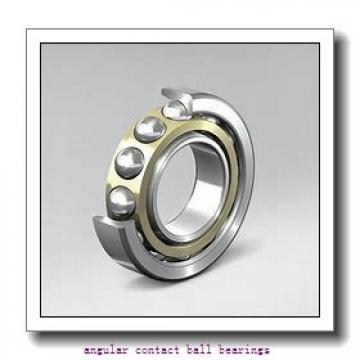 FAG QJ210-MPA-C3  Angular Contact Ball Bearings