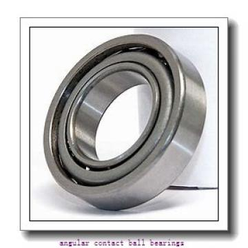 170 mm x 310 mm x 52 mm  FAG QJ234-N2-MPA  Angular Contact Ball Bearings