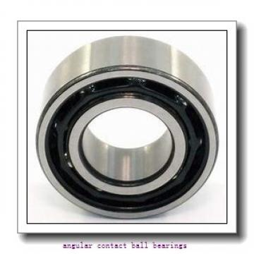 25 mm x 62 mm x 17 mm  FAG 7603025-TVP  Angular Contact Ball Bearings