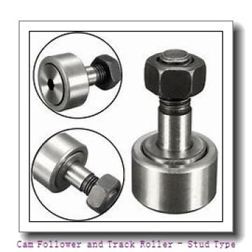 CONSOLIDATED BEARING KR-30-2RSX  Cam Follower and Track Roller - Stud Type