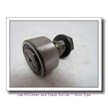 CONSOLIDATED BEARING KR-19-2RS  Cam Follower and Track Roller - Stud Type