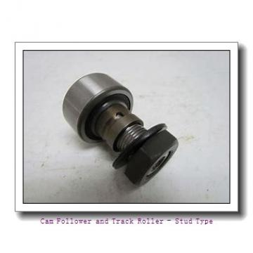 CONSOLIDATED BEARING NUKR-62X  Cam Follower and Track Roller - Stud Type