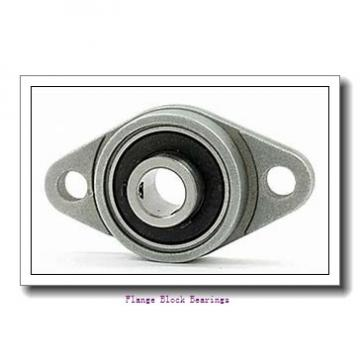 QM INDUSTRIES QVVC26V408SET  Flange Block Bearings