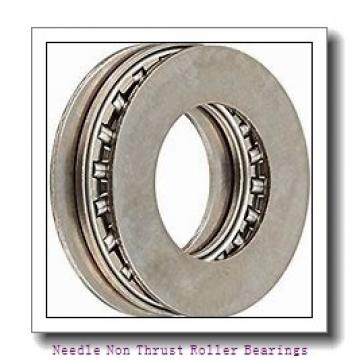 1.181 Inch | 30 Millimeter x 1.378 Inch | 35 Millimeter x 0.709 Inch | 18 Millimeter  CONSOLIDATED BEARING K-30 X 35 X 18  Needle Non Thrust Roller Bearings