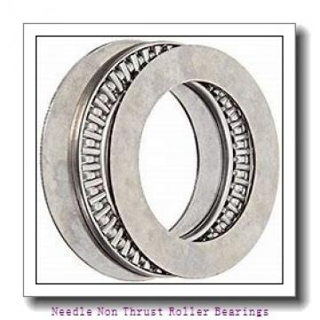 4.134 Inch   105 Millimeter x 4.921 Inch   125 Millimeter x 1.024 Inch   26 Millimeter  CONSOLIDATED BEARING NK-105/26  Needle Non Thrust Roller Bearings
