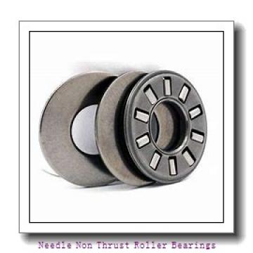 1.26 Inch | 32 Millimeter x 1.654 Inch | 42 Millimeter x 0.787 Inch | 20 Millimeter  CONSOLIDATED BEARING NK-32/20 P/5  Needle Non Thrust Roller Bearings
