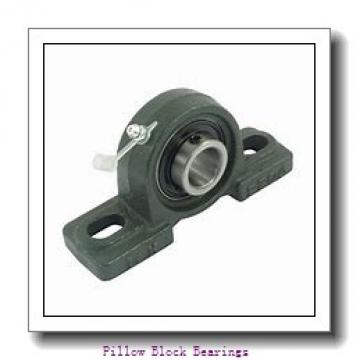 1.625 Inch | 41.275 Millimeter x 3.38 Inch | 85.852 Millimeter x 2.125 Inch | 53.98 Millimeter  DODGE P2B-EXL-110RE  Pillow Block Bearings