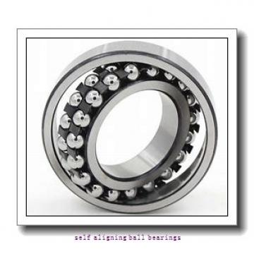 CONSOLIDATED BEARING 2205E-K 2RS  Self Aligning Ball Bearings