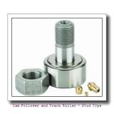 CONSOLIDATED BEARING KRE-26-2RS M  Cam Follower and Track Roller - Stud Type